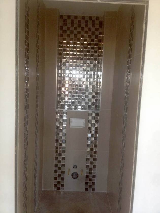 Exceptional Carrelage Wc Moderne #1: Carrelage-metal-wc-2.jpg