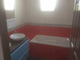 Salle de bains à Mions